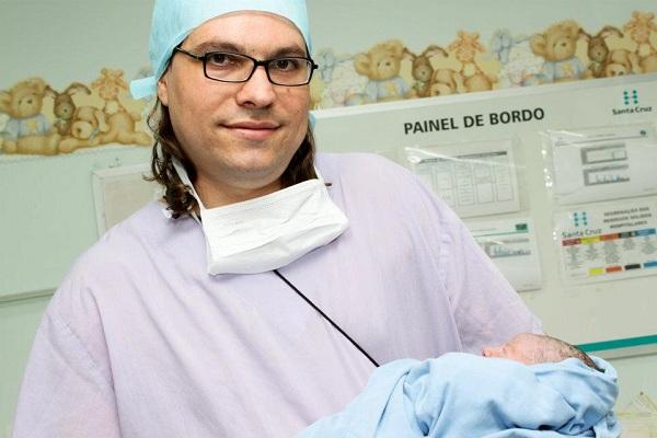 nascimento do bebe