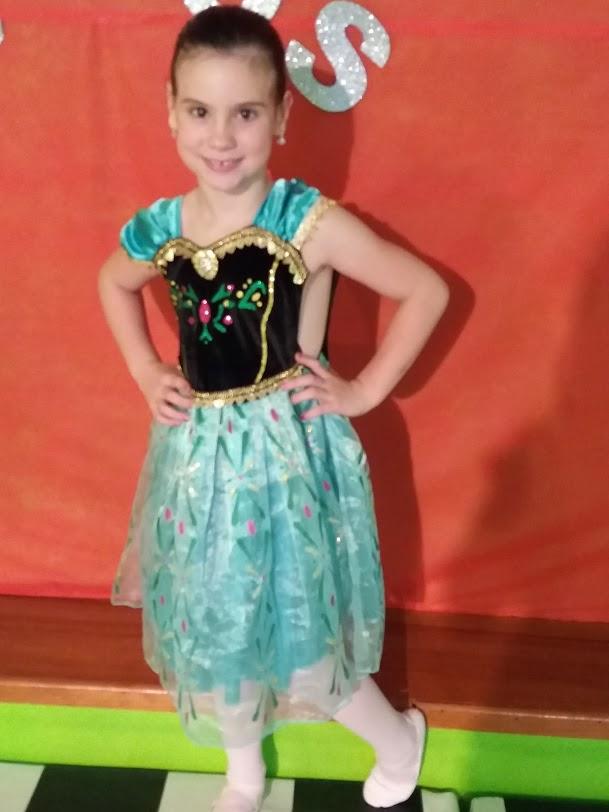 apresentação balet
