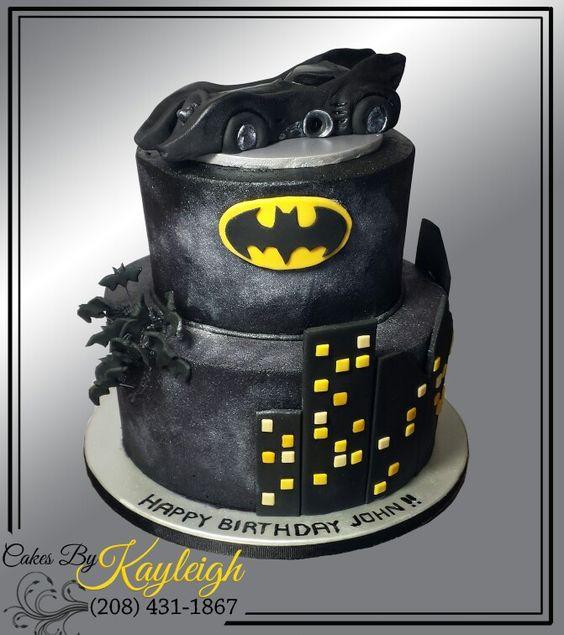 bolo do Batman