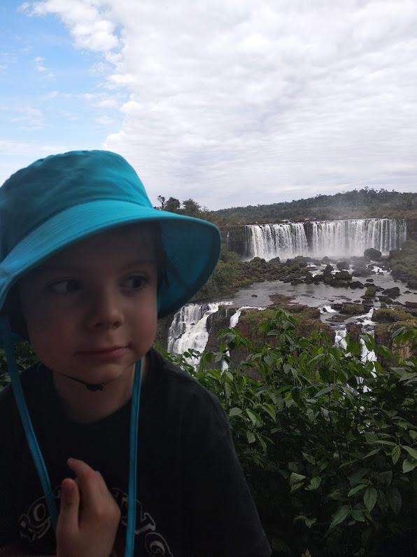 Foz do Iguaçu Com Crianças - Cataratas do Iguaçu
