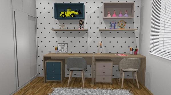 quarto infantil Curitiba