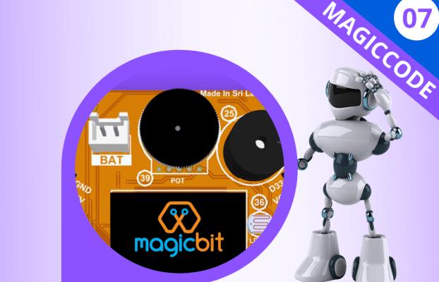 MagicCode Lesson 07: Reading an Analog Signal
