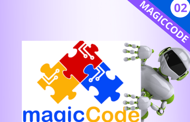 MagicCode Lesson 02: Magicbit extension for MagicCode