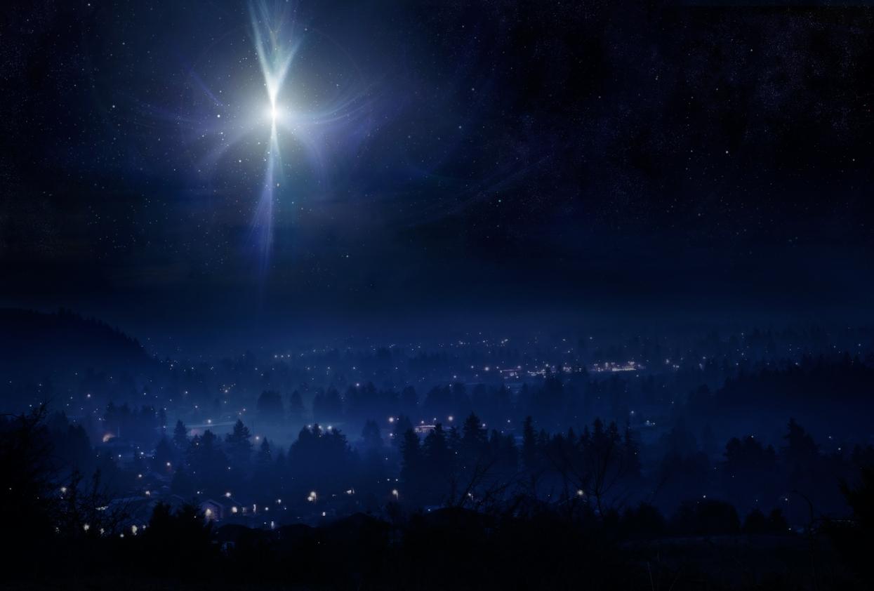 La notte buia  Magic Blitzen