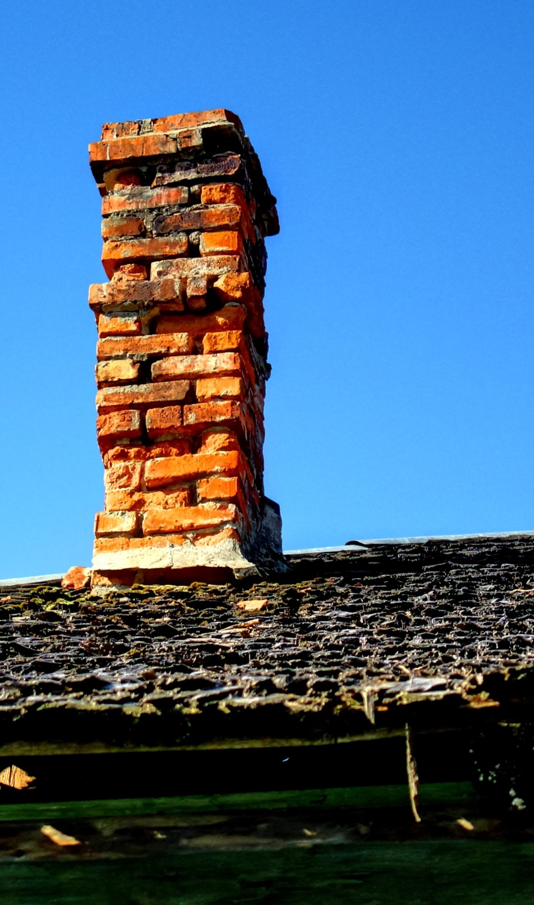 Chimney Brick Damage and Prevention  Southern MD  Magic Broom Chimney Sweeps