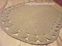Oval Jute Rug - Rugs Ideas