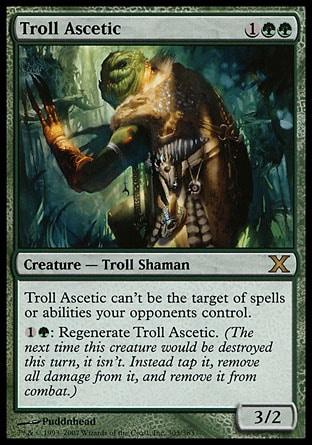 Asceta trol