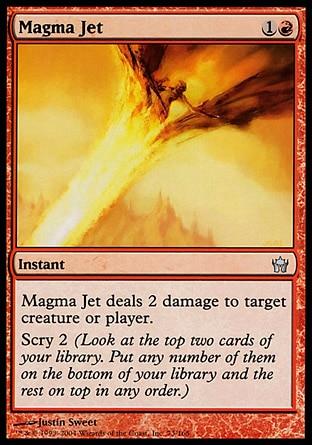 Brote de magma
