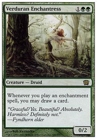Verdruan Enchantress