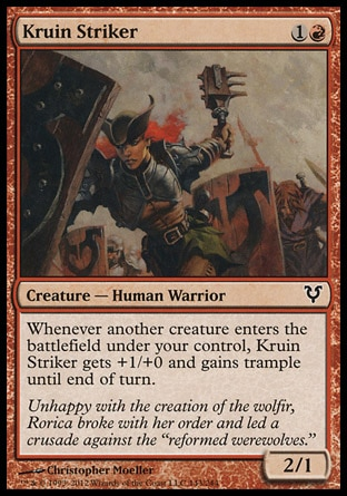 Kruin Striker