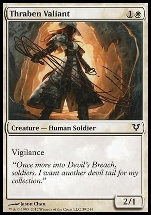 Thraben Valiant