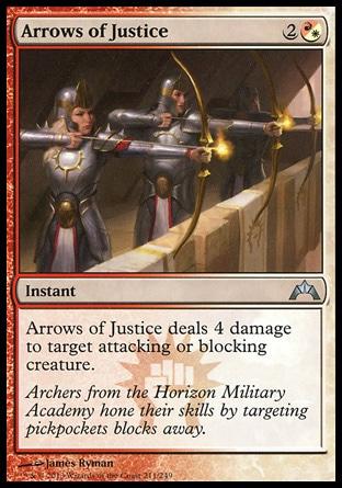 Arrows of Justice