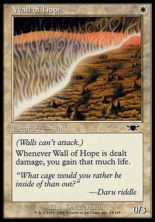 Muro de esperanza