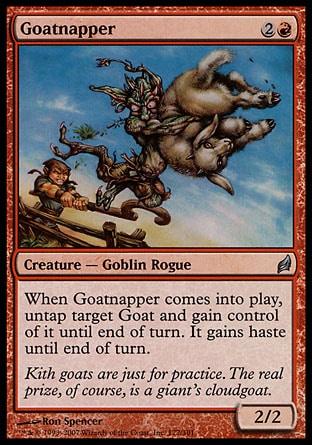 Goatnapper