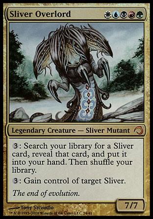 MtG: Supreme Sliver Max-Out (Elder Dragon Highlander