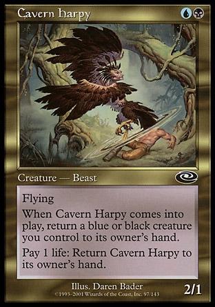 Cavern Harpy