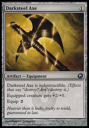 Darksteel Axe