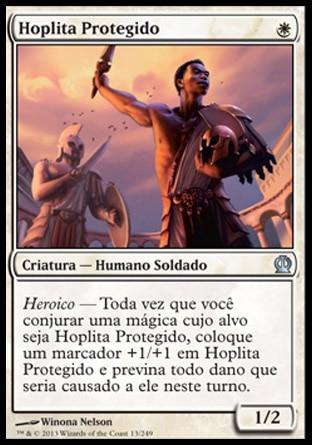Hoplita Protegido