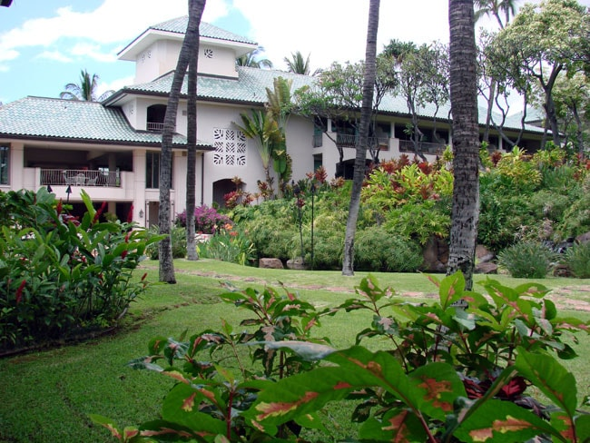The Four Seasons Resort Lanai Photo by M. Maxine George
