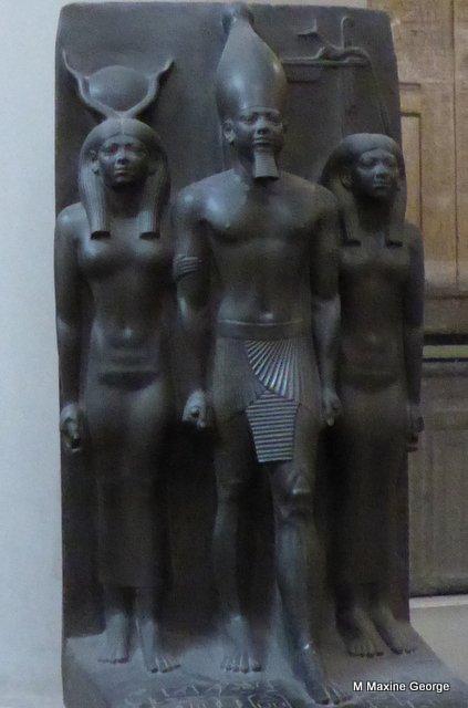 The Pharaoh Mycerinus or Menkaure