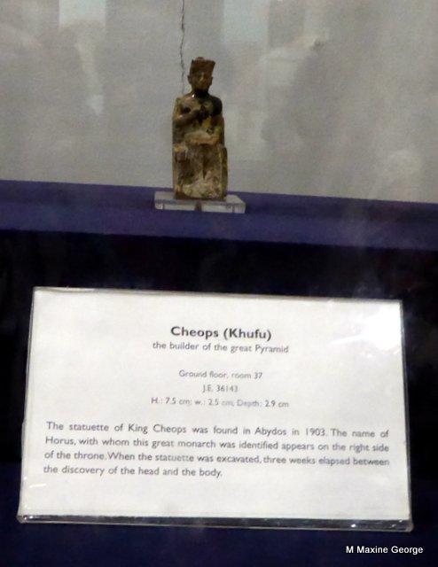 Cheops or Khufu