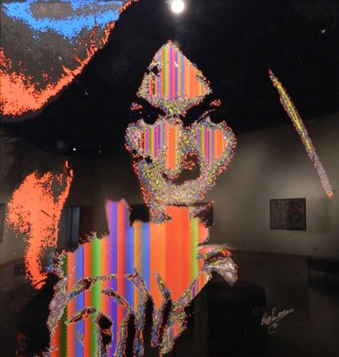 Buffy Sainte-Marie art digital