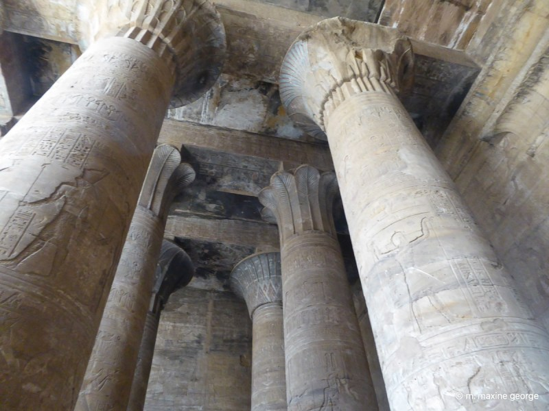 Temple at Esna dedicated to Khnum