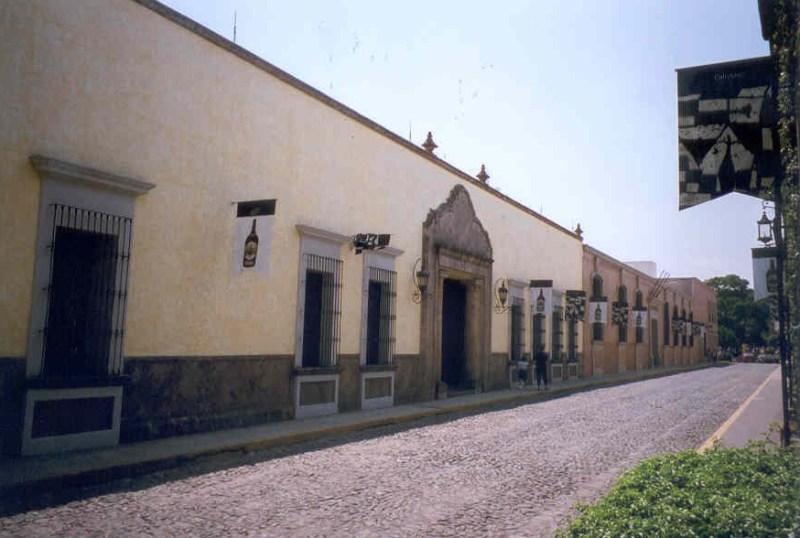 Jose Cuervo Distillery in Tequila, Mexico