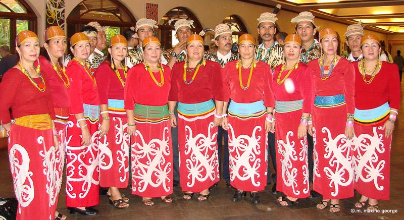 Musicians from Rainforest World Music Festival Sarawak.