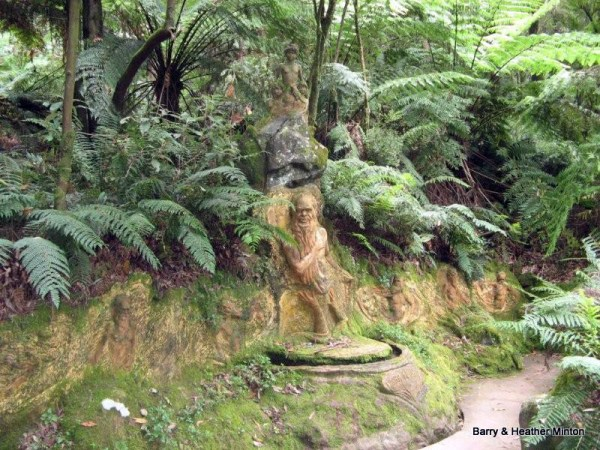 William Ricketts Sanctuary, Australia