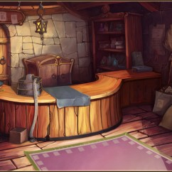 Picture Of A Living Room Cartoon Best Brown Paint For Lớp Học | Magic Class