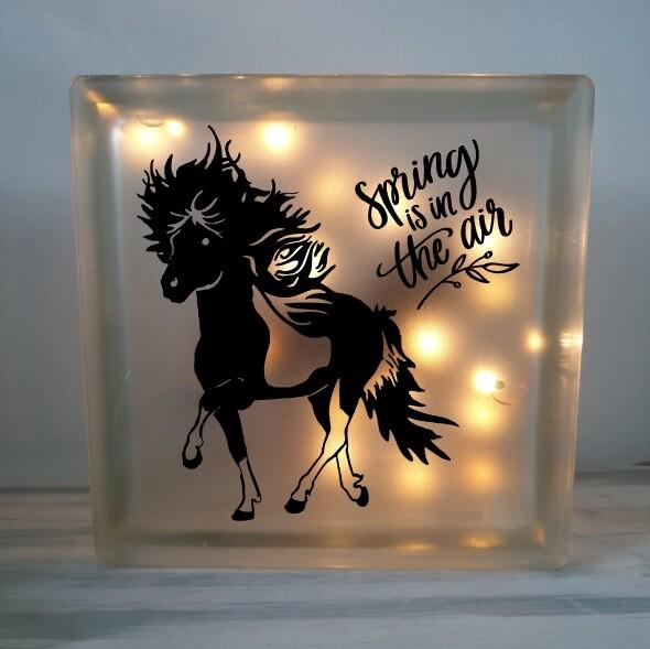 bonte paard spring is in the air