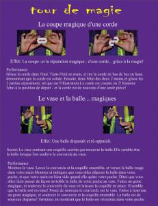 Tour De Magie Pour Enfants : magie, enfants, Magie