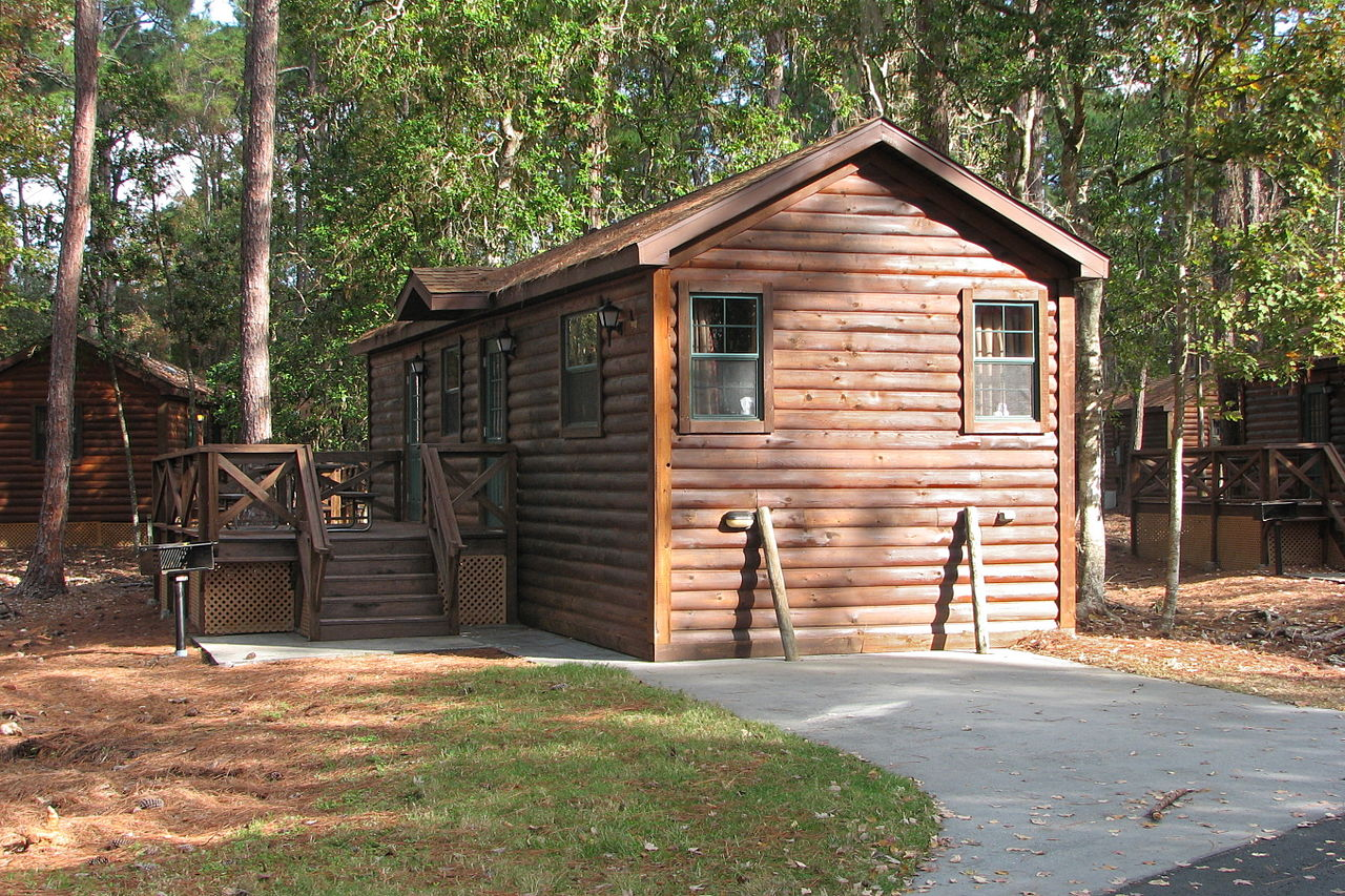 cabins at fort wilderness