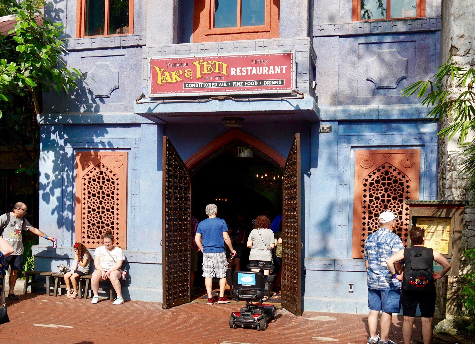 best animal kingdom restaurants