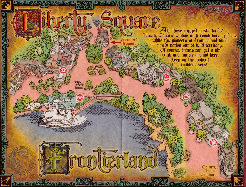 SOTMK Frontier Land Map