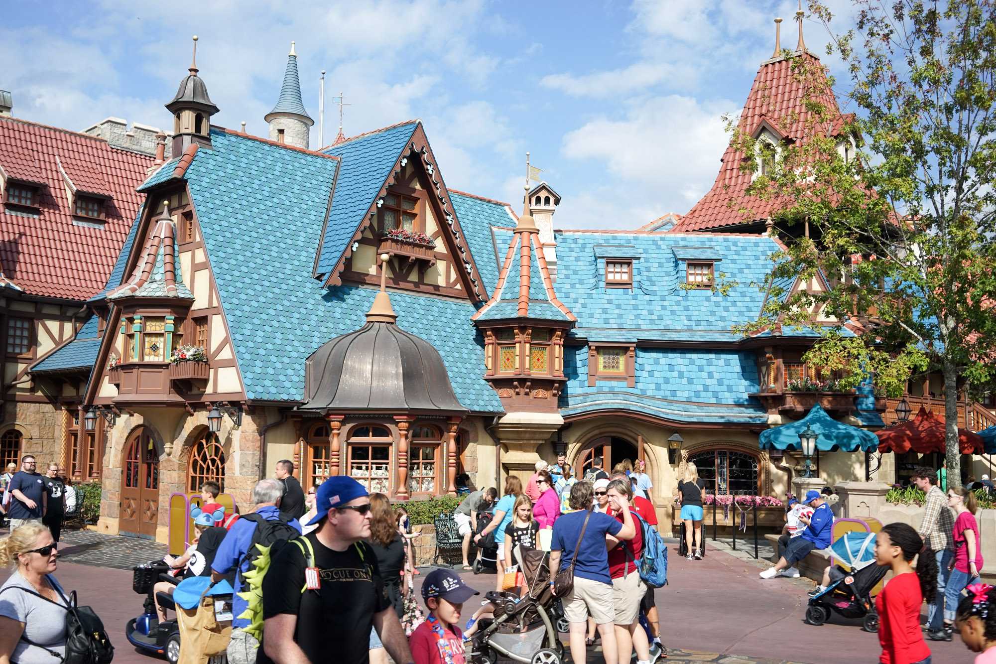 Best Times to go to Disney World