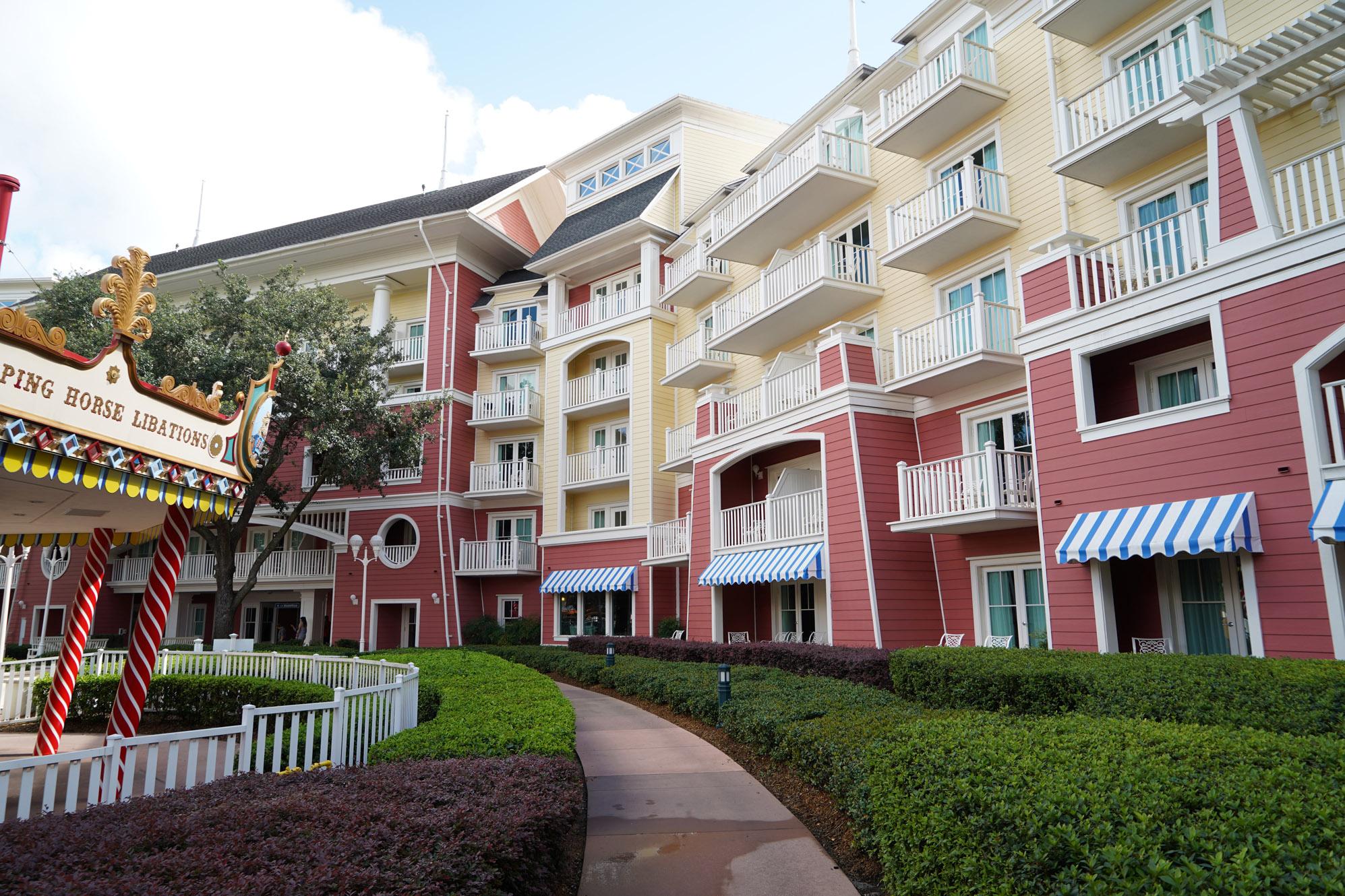 Disney Deluxe Resort Boardwalk Inn