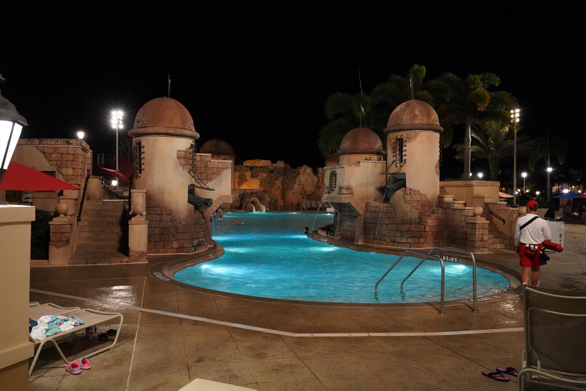 compare disney world resorts