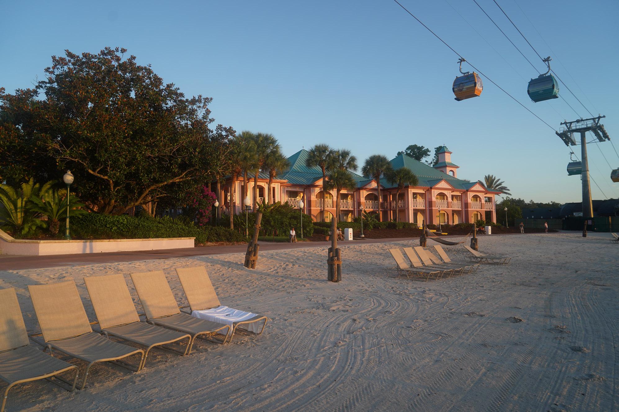 compare disney resorts