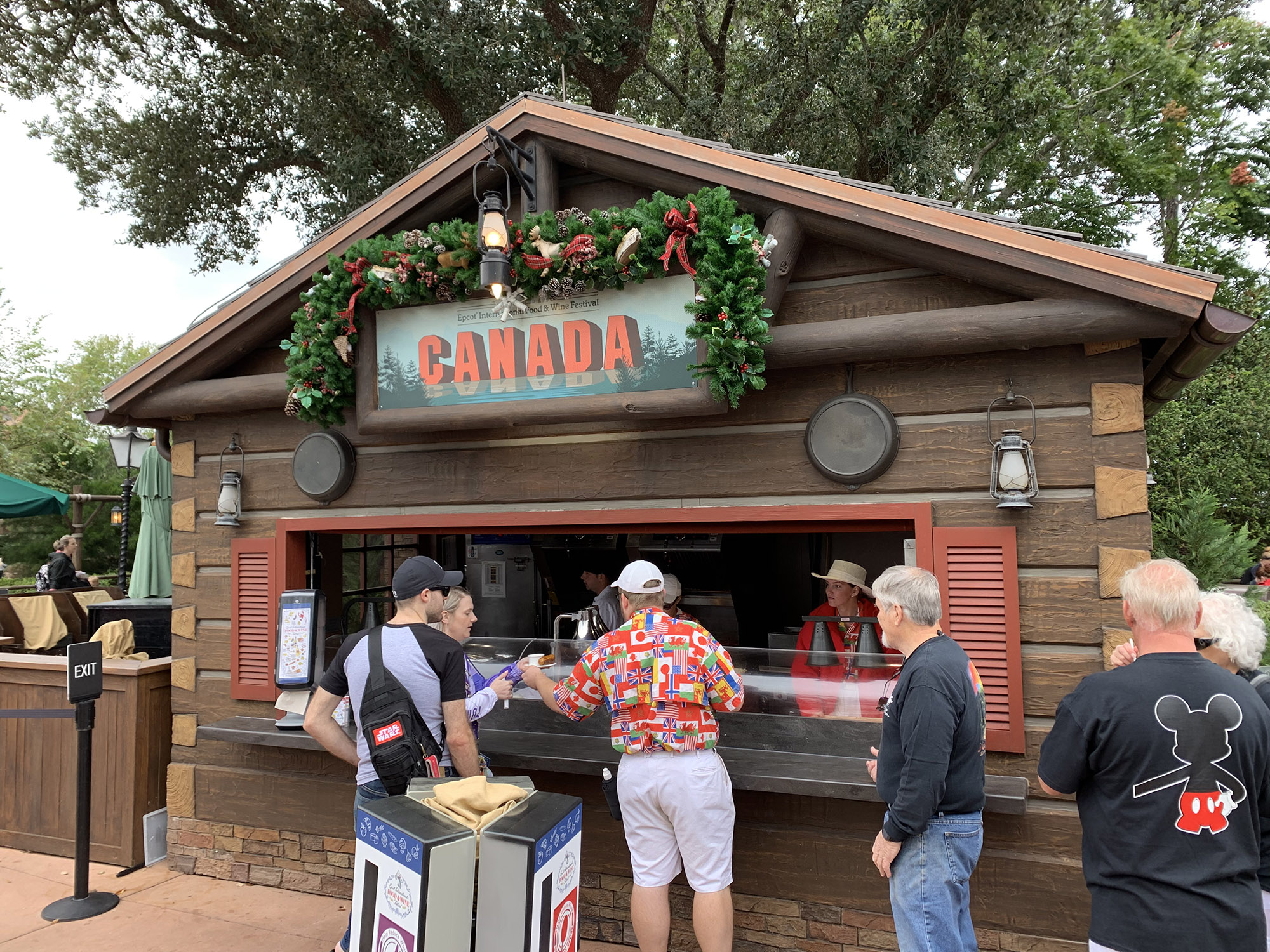 Epcot Food & Wine Festival review