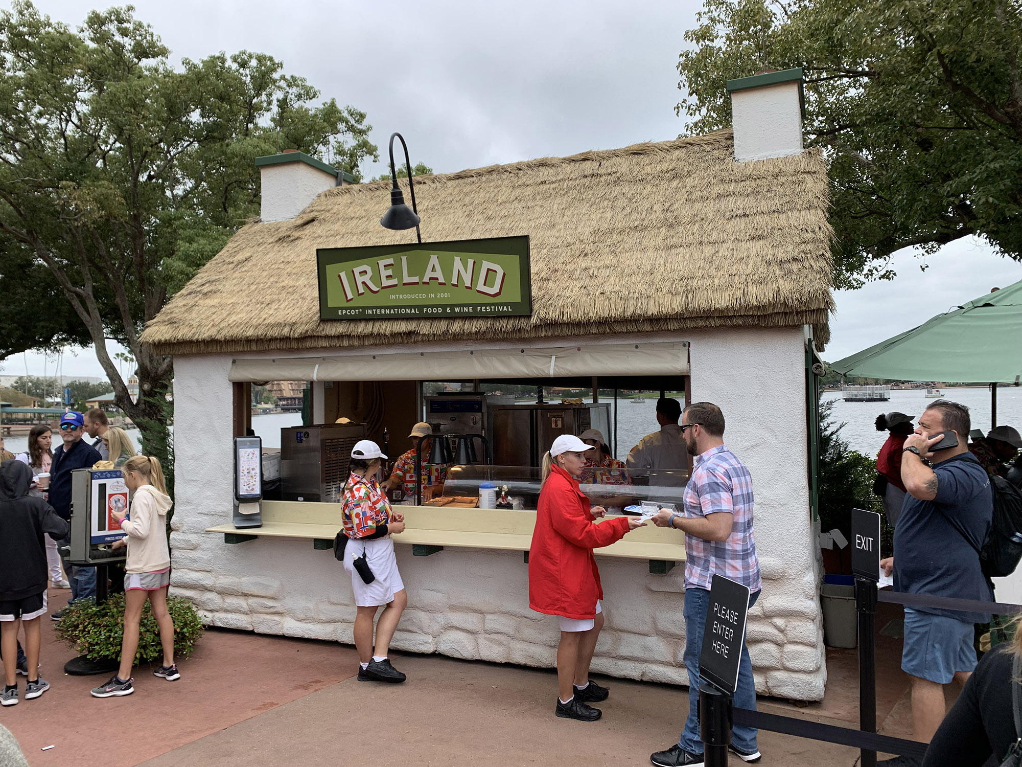 cost of Epcot International Food and Wine Festival