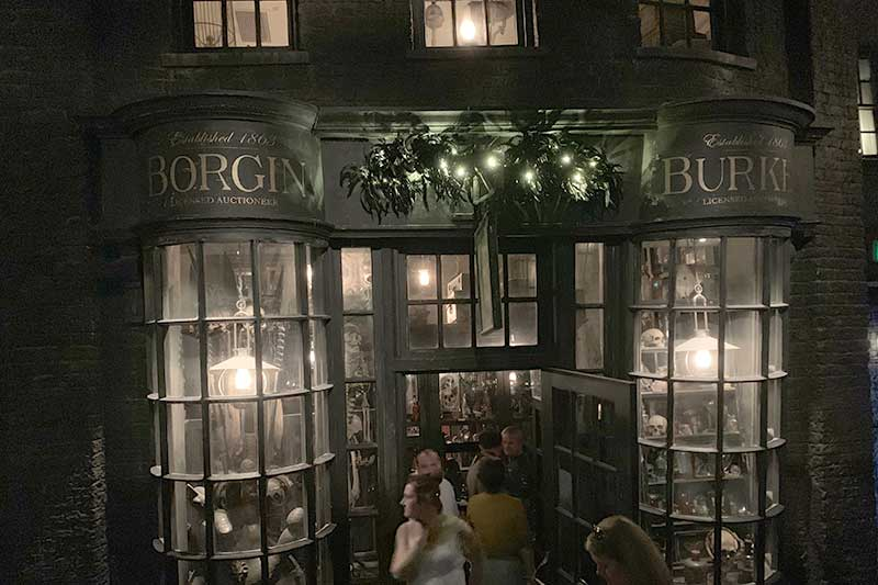 Wizarding World Review