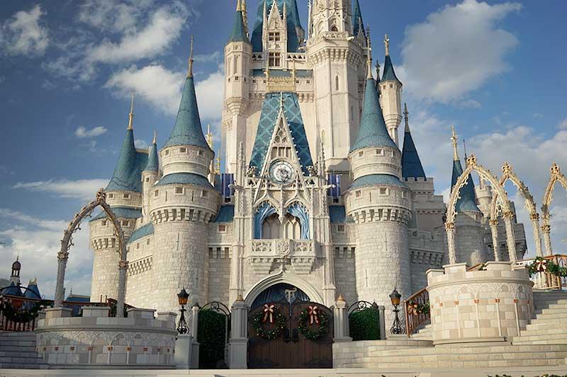 Magic Kingdom history