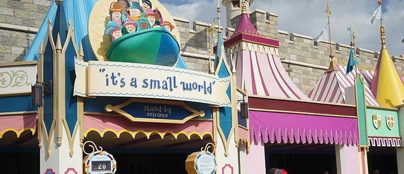 Walt Disney World Resort history