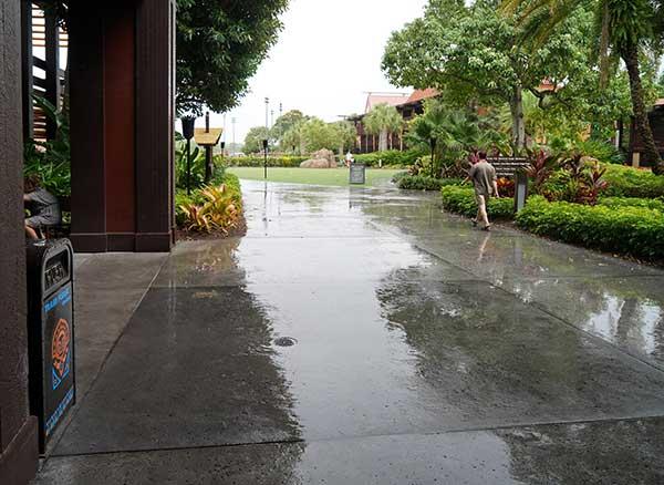 Disney World weather