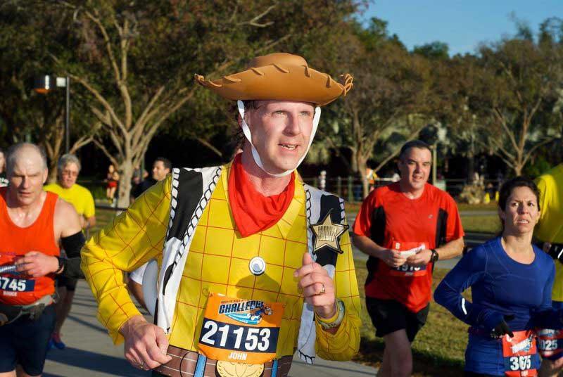 disney world marathon