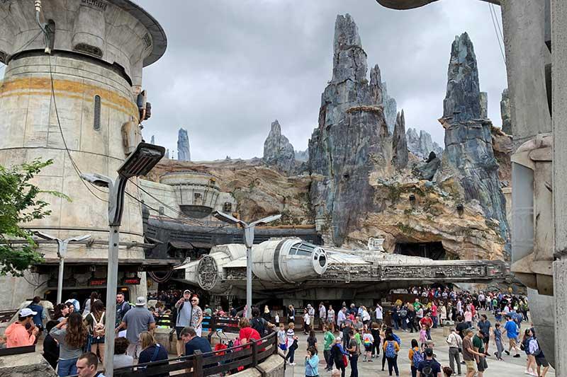 Universal vs Disney World