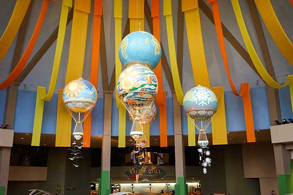 The Land Pavilion Interior at Epcot