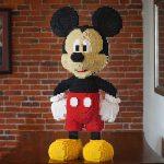 LEGO Mickey Fundraiser Auction